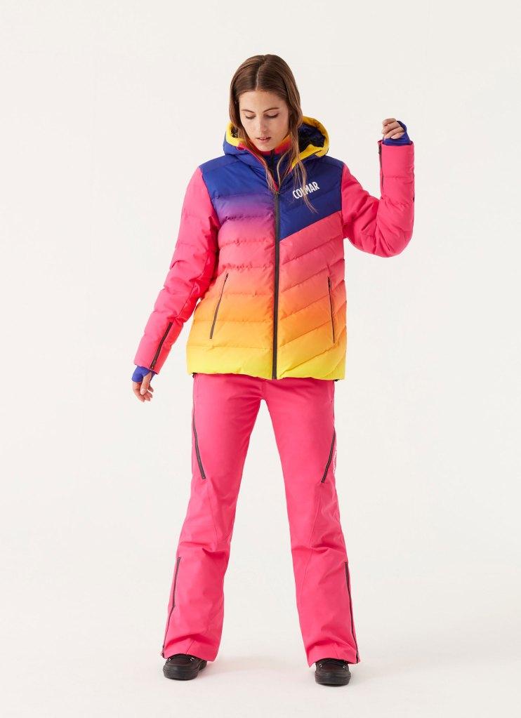Geaca de ski Colmar Technologic Roz 2859-104