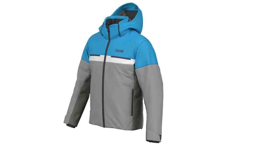 Geaca de ski Colmar Greenland Albastru 1051-439