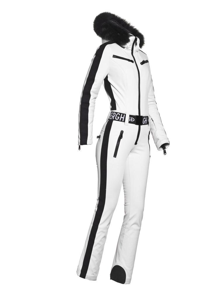 Costum de ski Goldbergh Damă Empress Alb GB1692204-800
