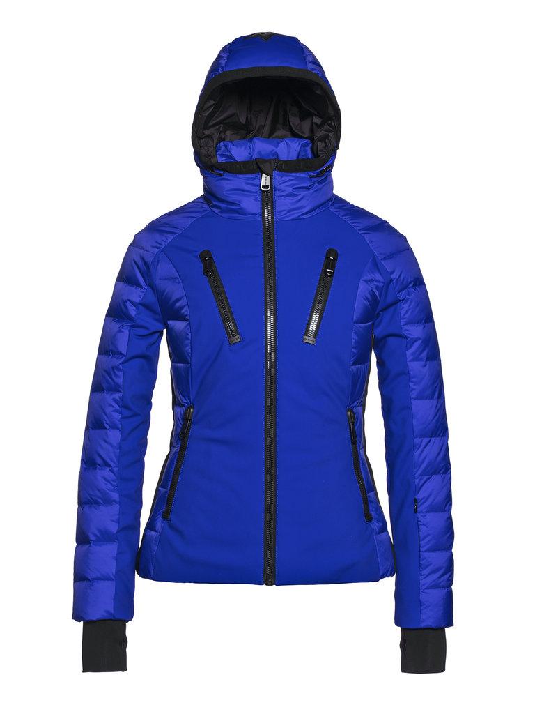 Geacă de ski Goldbergh Damă Fosfor Albastru GB0217204-510