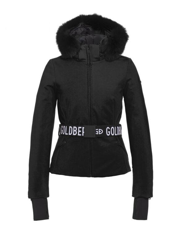 Geacă de ski Goldbergh Damă Hida Negru GB1616204-900