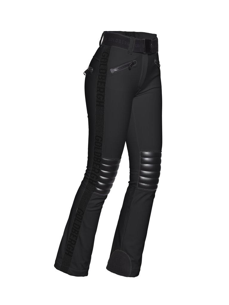 Pantaloni de ski Goldbergh Damă Rocky Negru GB1674204-900