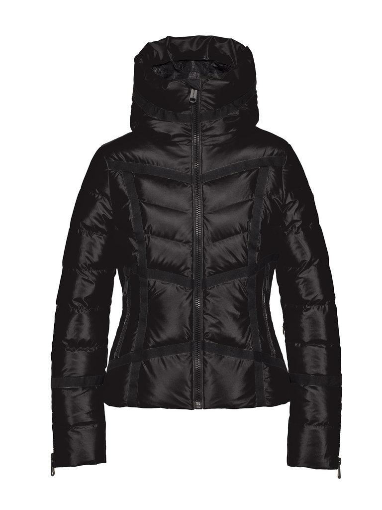 Geacă de ski Goldbergh Damă Mirror Negru GB1010204-900
