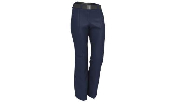 Pantaloni de ski Colmar Ecostretch dama blue marine 0433-167