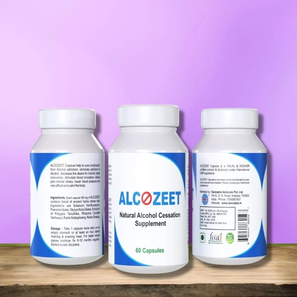 Ayurvedic alcohol de addiction medicine Alcozeet