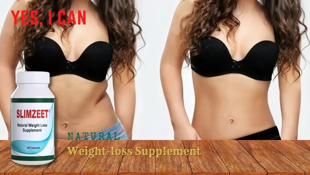 i can lose weight with slimzeet
