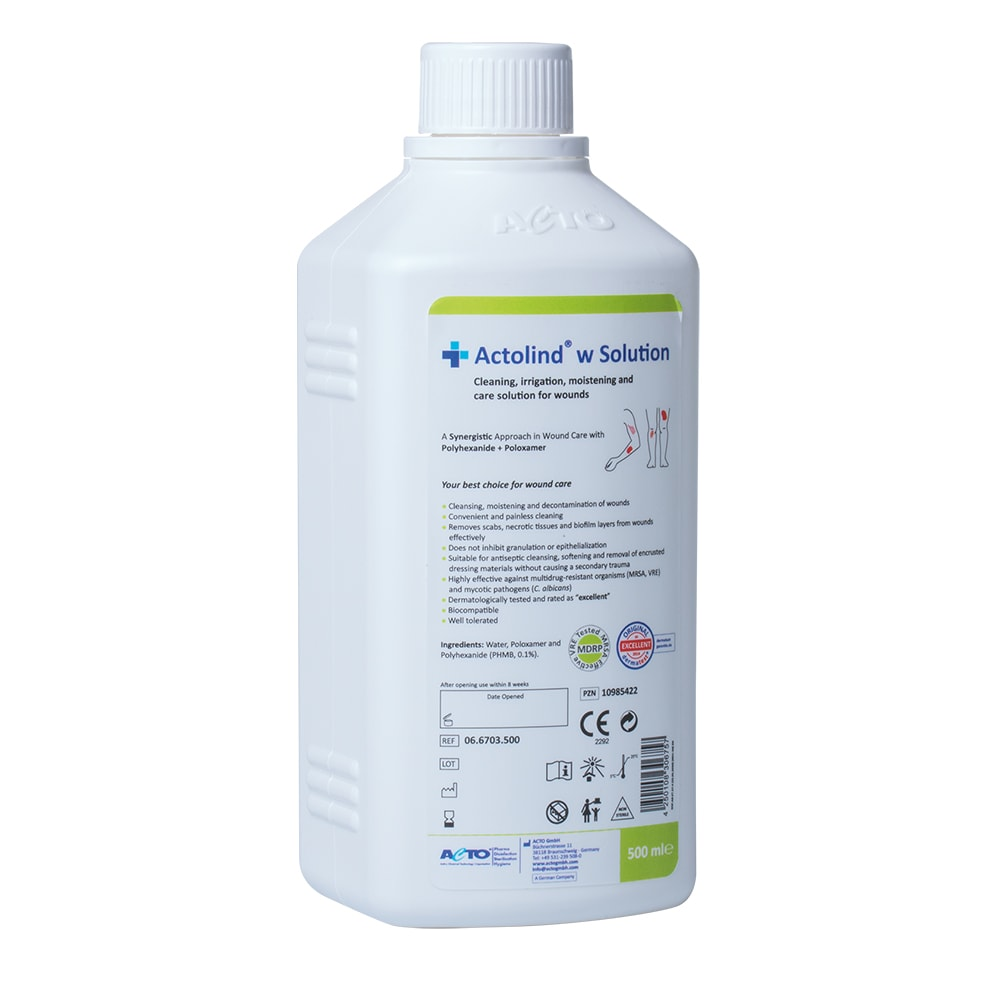 Actolind w Solution 500 ml