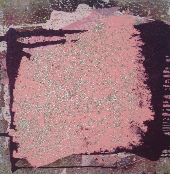 Améthyste Acrylique sur toile 60 x 60 1920 72 dpi