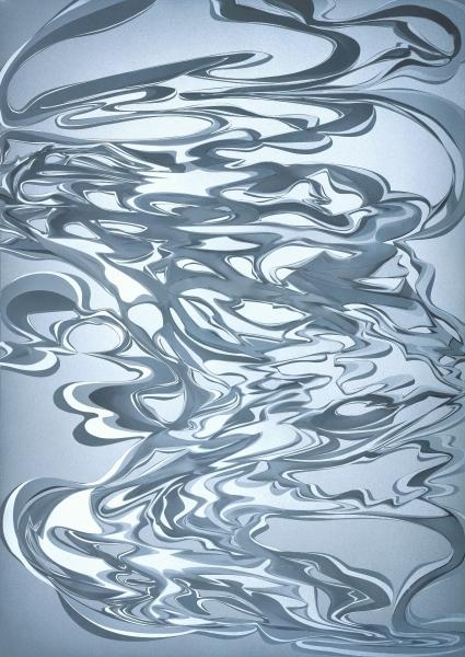 01 - Torrent 2002 acrilique sur toile 170x120 cm 1920 72 dpi