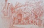 Villa Lante 23 x 36 Sanguine 1920 72 dpi