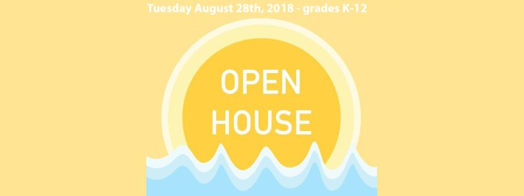 Open House Acton Venice 2018-2019SY