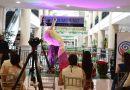 Exhibición de rosas especiales en Guayaquil