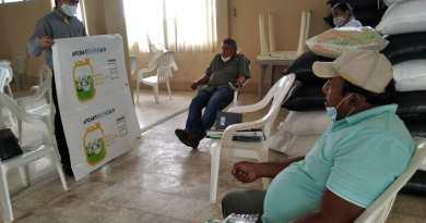 APCSA impulsará recolección de envases vacíos de agroquímicos en Junta de Riego Babahoyo