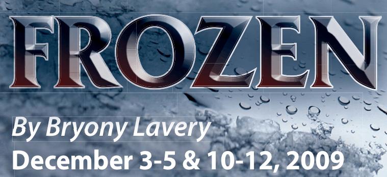 Frozen by Bryany Lavery