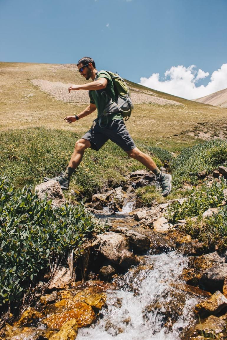 camp and hike three 14ers twin lakes colorado