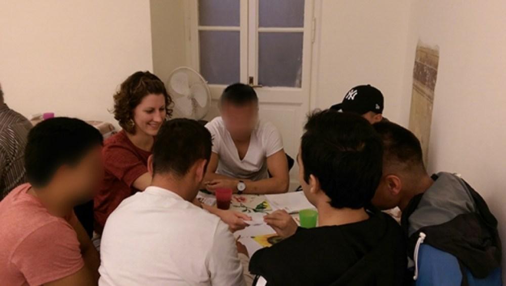Teaching English at Soggiorno