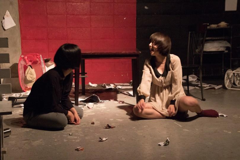 舞台 堕天使とボノボ 役者
