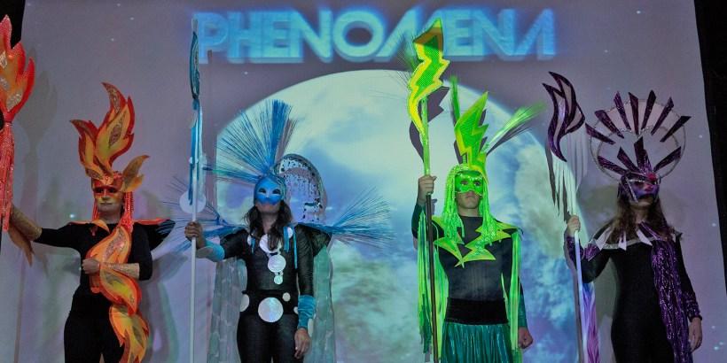 fiesta-tematica-phenomena-proyeccion-sincronizada-acttiv