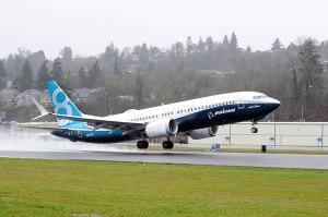 737 MAX - ©Boeing