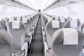 Cabine A320 Finnair