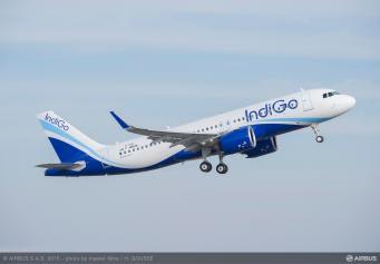 A320neo IndiGo - (c) Airbus