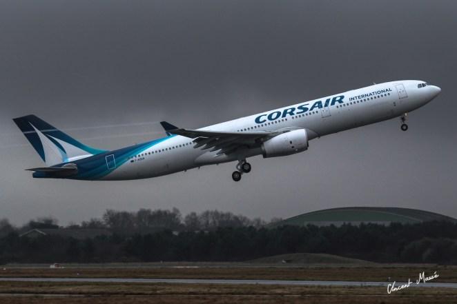 Airbus A330 ©Vincent Massé – Tous droits réservés
