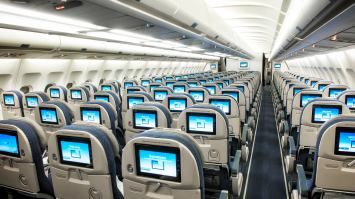 Cabine Eco Brussels Airlines