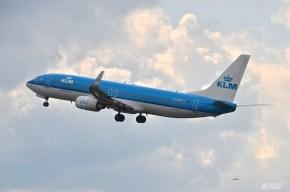 KLM Boeing 737 PH-BXI - BOD