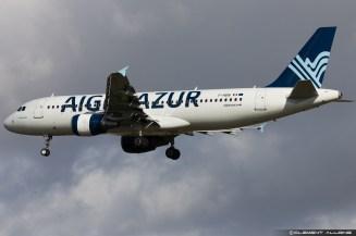 Aigle Azur Airbus A320-214 cn 3289 F-HBIB