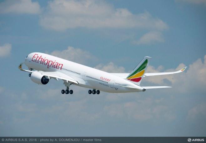A350 Ethiopian Airlines - Airbus