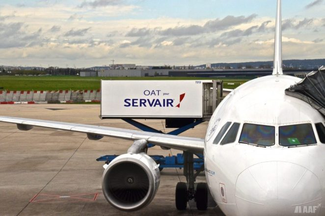 Servair - A320 Air France - AAF_Aviation