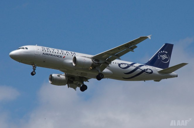A320 Air France Skyteam - AAF_Aviation