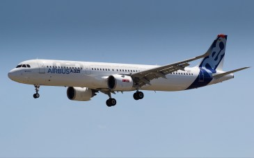 Airbus A321neo LEAP