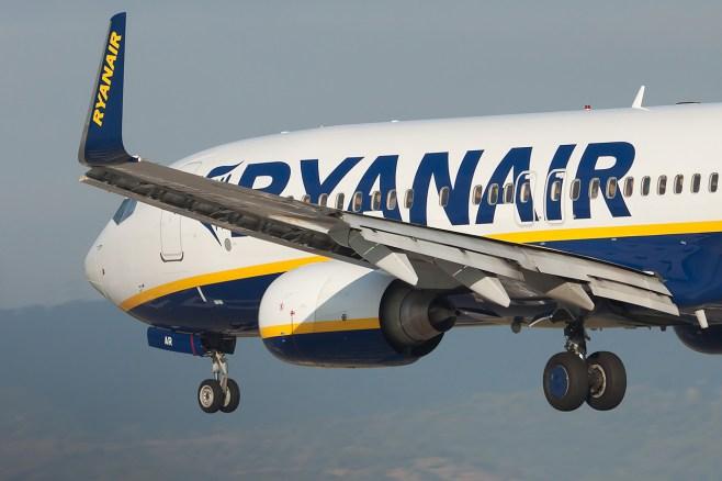 Ryanair Boeing 737-8AS EI-DAR cn 33552/1371