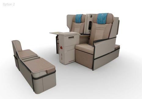 Siège Club Austral Boeing 777-300 Air Austral