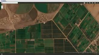 Banque images satelite One Atlas