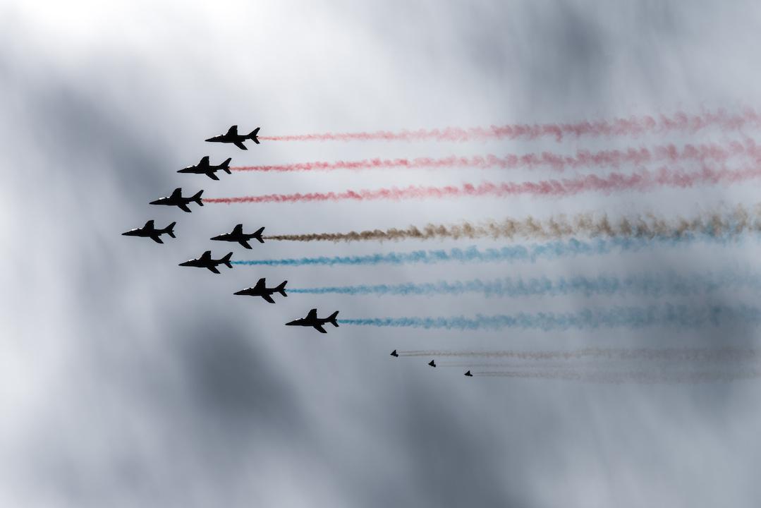 Patrouile de France et les Letmen