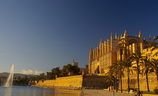 Palma de Mallorca par BA73 sous (CC BY-SA 2.0)