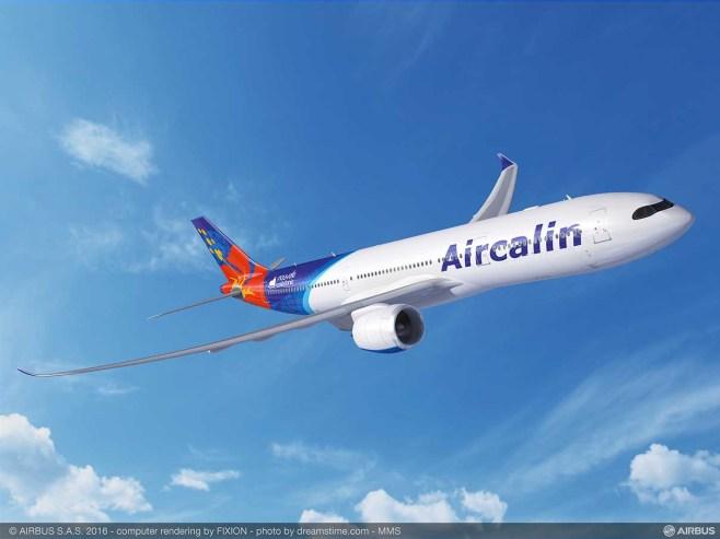 Airbus A330-900 (A330neo) Aircalin