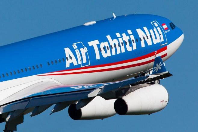 A340 Air Tahiti