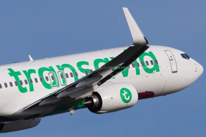Transavia Boeing 737-8K2(WL)