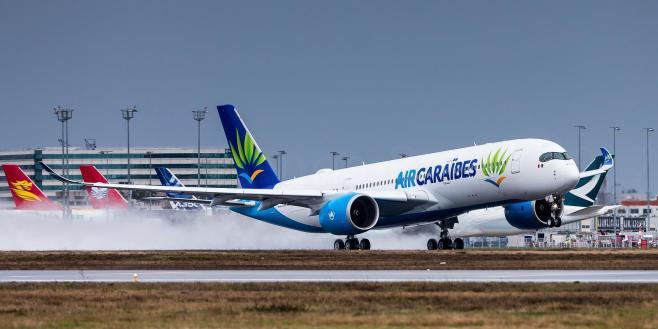 A350 Air Caraïbes