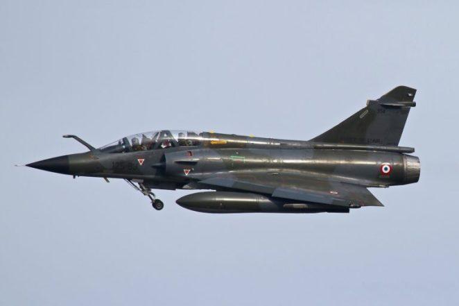 Mirage 2000N, n°354, 125-BJ, Armée de l' air, French Air Force, EC 2/4 La Fayette, msn 319