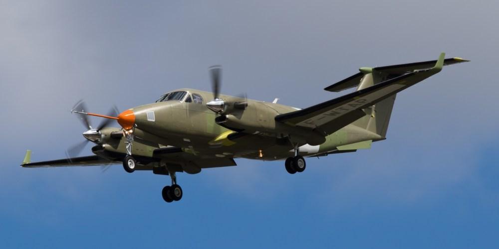 F-WTAP - Beechcraft King Air 350