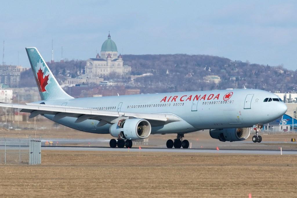 Air Canada Airbus A330-300 C-GHKR