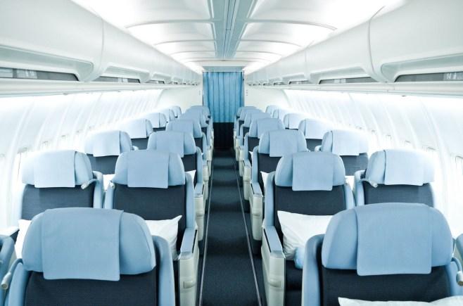 La cabine des B757-200