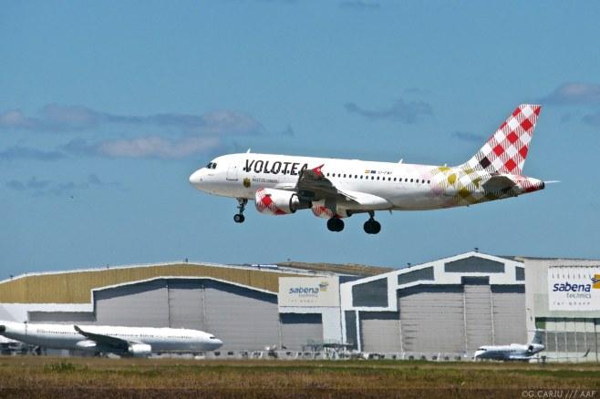 A319 Volotea - Bordeaux