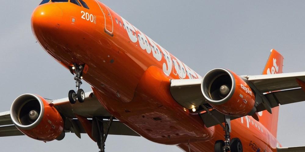 G-EZUI A320 Easyjet