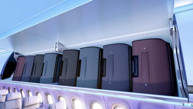 Nouveaux coffres de la gamme Airspace XL
