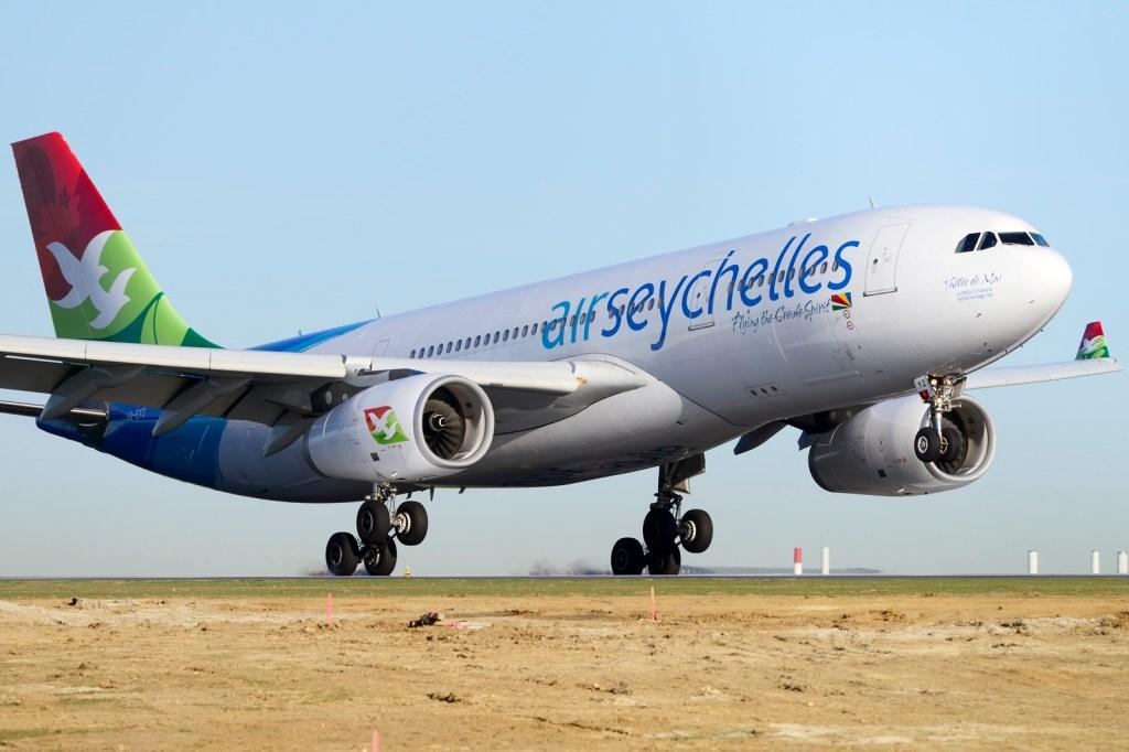 Airbus A330-243 Air Seychelles
